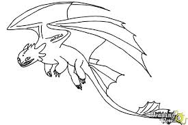 how to draw a dragon ver 2 drawingnow