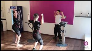 Maruan Bad Aibling Ems Training Justfit Exclusive Club Youtube