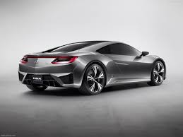 nissan acura 2012 acura nsx concept 2012 pictures information u0026 specs