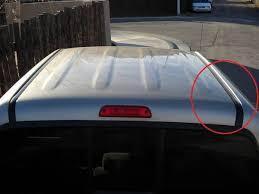 2010 toyota corolla roof rack rubber roof moulding tacoma