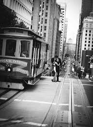 san francisco photographers style me pretty feature san francisco engagement photography