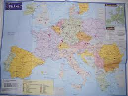 Eurail Map Rick Steves Map Of Europe Thefreebiedepot