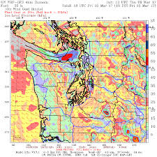 Seatac Map Cliff Mass Weather And Climate Blog Good Blow Friday Morning