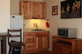 one bedroom efficiency kitchen thunderbird inn santa fe