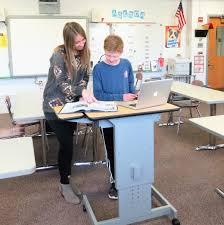 Student At Desk by Mother U0027s Inspiration Leads To Groundbreaking Education Innovation