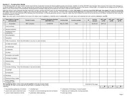construction summary worksheet for new housing tax rebate u2013 dave u0027s