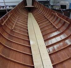 building an adirondack guideboat a floor board adirondackguideboat