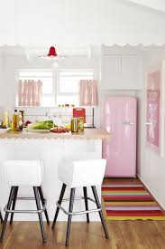 pink kitchen ideas 20 vintage kitchen decorating ideas design inspiration for retro