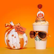 starbucks celebrates psl u0027s birthday with pumpkin spice whip
