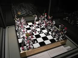 chess set sects and violence in the ancient world
