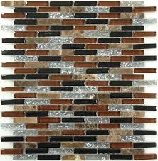 Brown Glass Tile Backsplash by 30 Best Kitchen Backsplash Photo Gallery Images On Pinterest