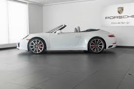 white porsche 2017 2017 porsche 911 carrera 4s for sale in colorado springs co 17250