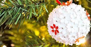 diy paper pomander ornaments the nerds
