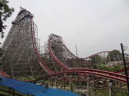 New Texas Giant Six Flags Over Texas Rocky Mountain Construction U2013 Wikipedia Wolna Encyklopedia