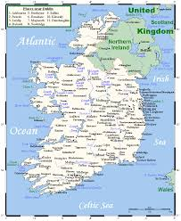 Maps Com Map Of Ireland Cities Worldofmaps Net Online Maps And Travel
