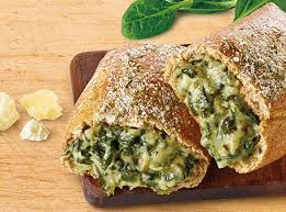 pretzel delivery spinach and cheese pretzel melt nutrisystem