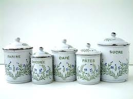 ebay kitchen canisters vintage kitchen canisters babca club