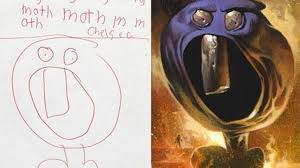 killing creativity why kids draw pictures of monsters u0026 adults