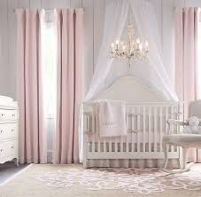 Blush Pink Curtains Pretty In Blush Pink Nursery Inspiration Nested Bean