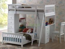 Storage Loft Bed With Desk Cheap Loft Beds With Desk And Storage Bunk On Modern Home