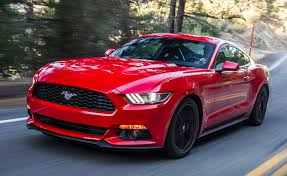 car sales ford mustang ford mustang stole car sales crown from chevy camaro in