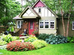 outdoor u0026 garden interesting front yard landscaping with small plants