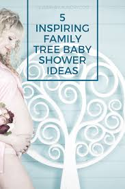 baby shower tree 5 inspiring family tree baby shower ideas baby laundry