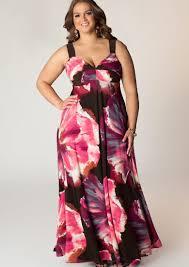 plus size maxi dresses pluslook eu collection