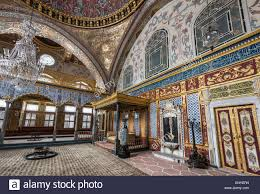 Ottoman Harem by Imperial Throne Room In The Harem Of Topkapi Palace Seraglio