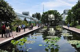 Botanic Garden Bronx by I Am A Fordham Ram The New York Botanical Garden