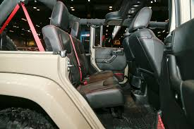 interior jeep wrangler 2017 jeep wrangler rubicon recon is the most off road ready jk
