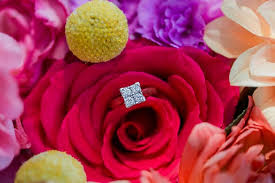 a joyful and bright garden wedding the wedding playbook