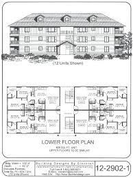 2 unit apartment building plans 6 unit apartment building plans awesome apartment building floor