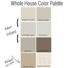 colorevolution blue grays lookout and heirloom places u0026 spaces