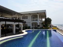 living art white house beach resort la union the infinity pool and
