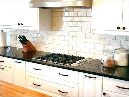 Where To Put Knobs On Kitchen Cabinets Where To Place Cabinet Knobs Road Traditional Kitchen Where To