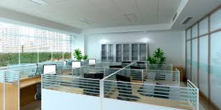 office desk cool commercial office decorating ideas home