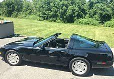 1995 chevy corvette for sale chevrolet corvette classics for sale classics on autotrader