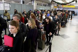 thanksgiving travel statistics thanksgiving flight delays 2015 worst airports to travel from