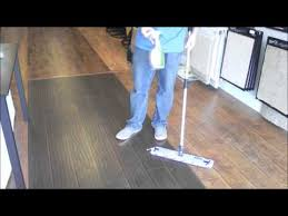 clean laminate floors with bona