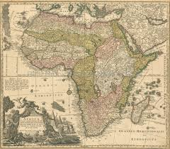 Princeton Map Tracking The History Of The African Continent With Antique Maps