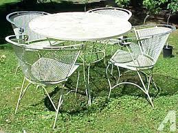 wrought iron patio furniture set u2013 bangkokbest net