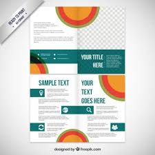 brochure templates for business free download business brochure template vector free download