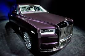 wrapped rolls royce eighth generation rolls royce phantom is the new of four