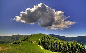 ecran bureau tlcharger fond d ecran montagne nuage nature fonds d ecran