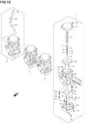2003 suzuki bandit 1200 gsf1200 carburetor parts best oem