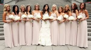 chagne bridesmaid dresses bridesmaids the do s and don ts rock wedding and weddings
