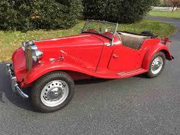 1953 mg td for sale classiccars com cc 940344