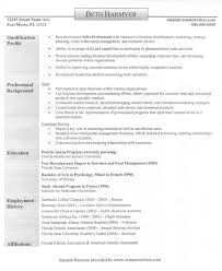 Sample Resume For Client Relationship Management by Sales Rep Customer Service Rep Resume Good Content Best Resume