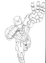 iron man coloring pages for kids coloring pages